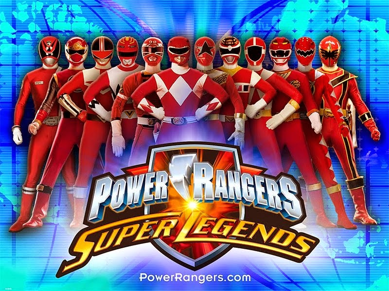 Game Power Ranger