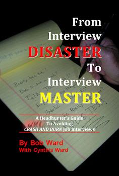 NOW AVAILABLE:  Bob Ward's Book on Interviewing