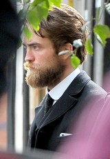 'THE LOST CITY OF Z' FILMING - 08-09-10 2015