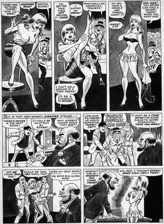 strip Comic naughty