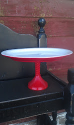 Large Oval Shaped Platter with Swiveled Pedestal $15 (SOLD)