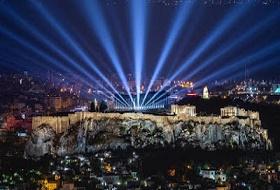 Ακρόπολη Μυσταγωγία: η νέα Φωταγώγηση του Παρθενώνα στέλνει μήνυμα στον Πλανήτη