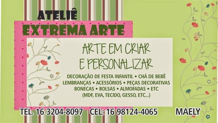 ATELIÊ EXTREMA ARTE