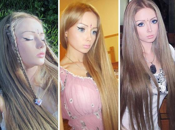 Valeria Lukyanova : La poupée Barbie russe Real Life