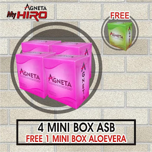 Produk Agneta Super Beauty