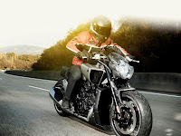 2013 Yamaha VMAX Hyper Modified Ludovic Lazareth Gamabr Motor 2