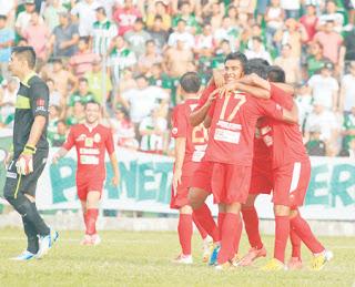 Oriente Petrolero - Carlos Arias - DaleOoo.com web del Club Oriente Petrolero