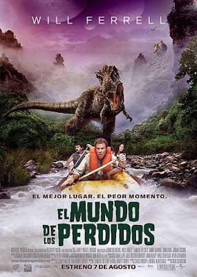 trailer el mundo de los perdidos El mundo de los perdidos (2009) Español