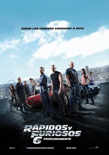 RÁPIDOS Y FURIOSOS 6-SINOPSIS-TRAILER-cine-REVISTA WHATS UP-estreno-afiche-POSTER