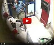 Bangalore ATM attacker face identification CCTV footage video.பெங்களுர் ATM கொலை முயற்சி CCTV வீடியோ