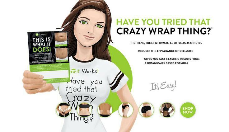 Fabulous Body Wraps - Ind. It Works Distributor