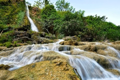 Tempat Wisata Pilihan Air Terjun Sri Gethuk Yogyakarta