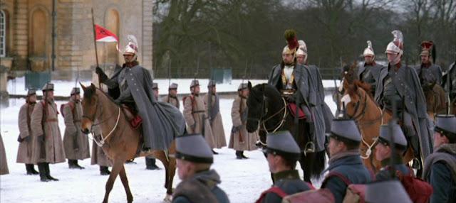 Fortinbras Invades Denmark