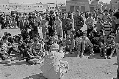 The Storyteller Jemaa el Fna 1984, Dar Balmira Gallery/Gzira Fes Medina