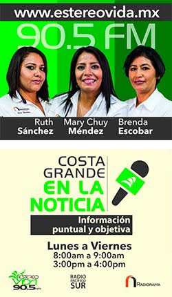 Costa Grande en la Noticia
