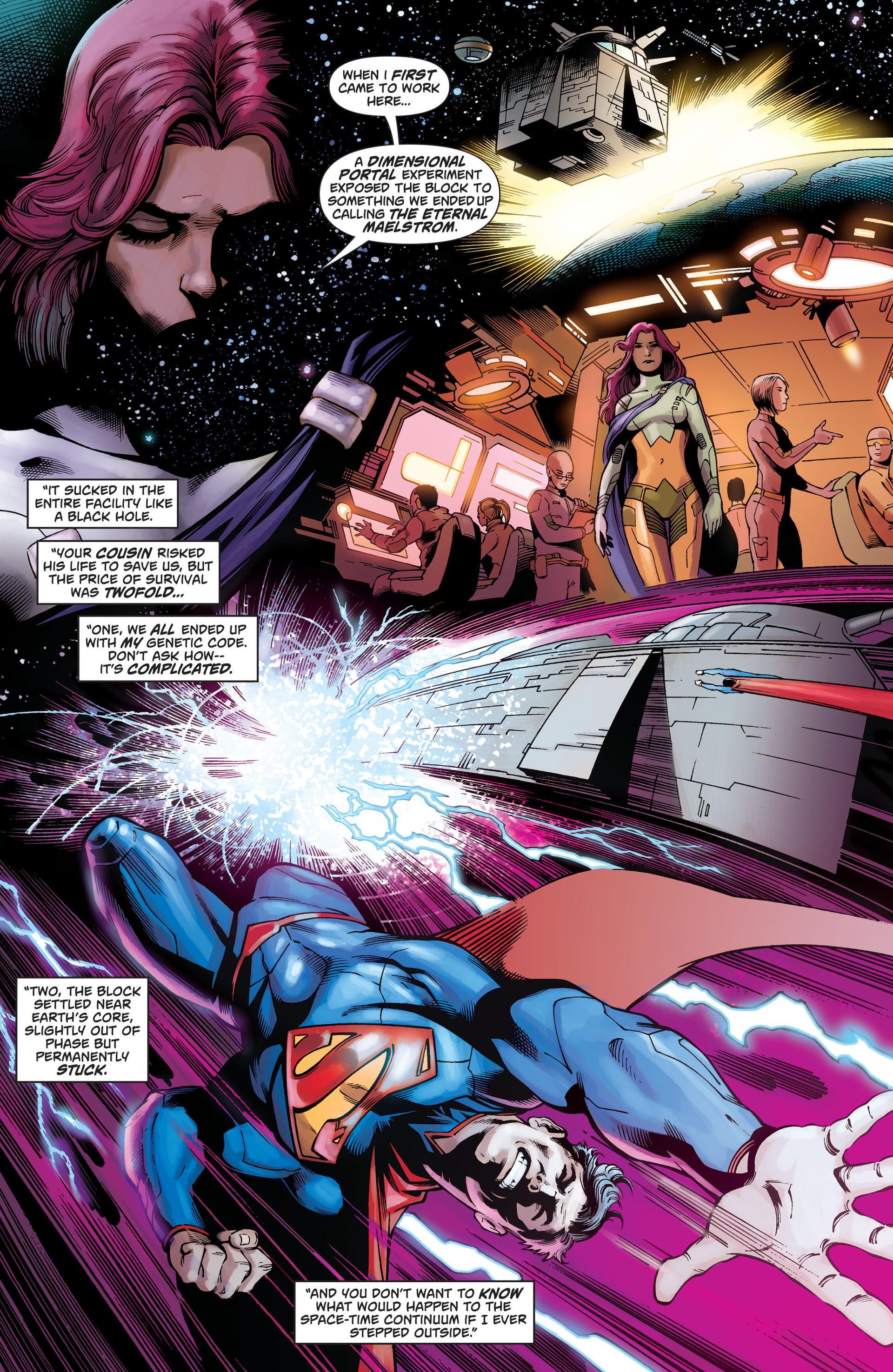Supergirl (2011) Issue #27 #29 - English 7