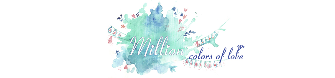 Million color of love