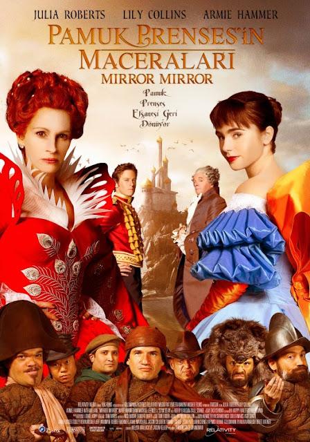 Mirror Mirror จอมโจรสโนไวท์ กับ ราชินีบานฉ่ำ 2012