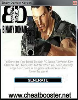 Binary Domain Full Download + Keygen