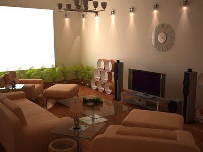 Salon comedor acogedor: ideas para decorar el salón pequeño ...