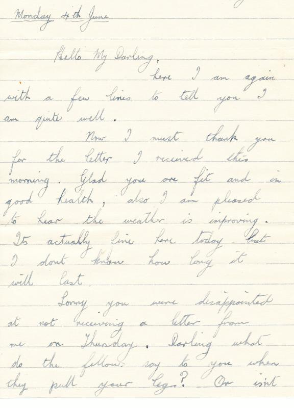 wwii letters wwii letter british home front to national