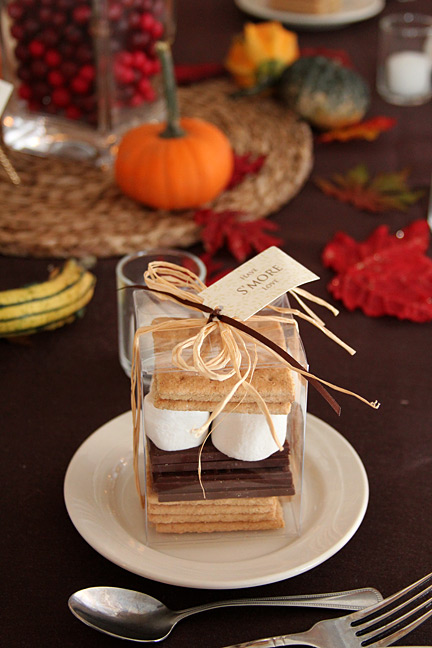 Fall Wedding Favor Ideas Diy : Other fall favor ideas could include: