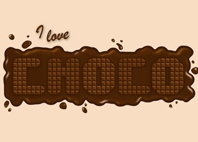 Create a Delicious Chocolate Text Effect