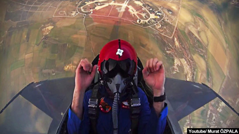 turkish pilot plus f-16 equals to 4km altitude in 20 seconds thumbnail