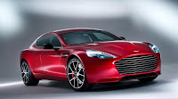 Aston Martin Rapide S (2013) Front Side