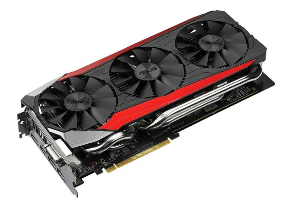 Asus STRIX R9 Fury Direct CU III OC