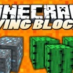 k Minecraft Living Blocks Mod 1.7.2