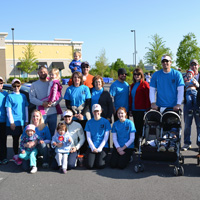 Huntsville Office Participates in March for Babies