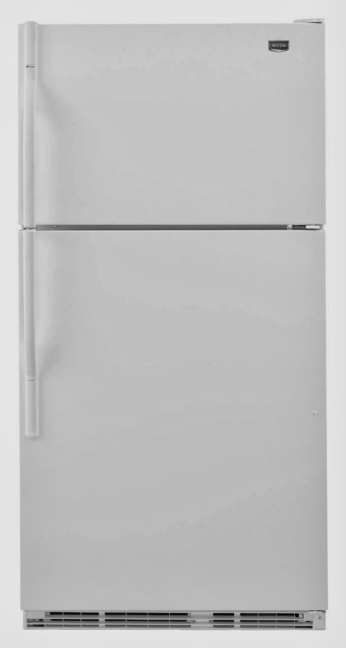 Online Shop That Sell Maytag Refrigerator: Maytag Top Freezer ...