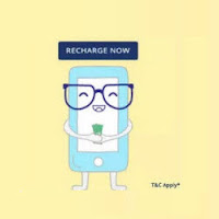 Recharge & Bill Payment Rs. 10 Cashback on Rs. 100 & Rs. 50 Cashback on Rs. 500