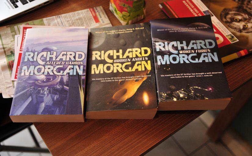 Takeshi Kovacs Trilogy