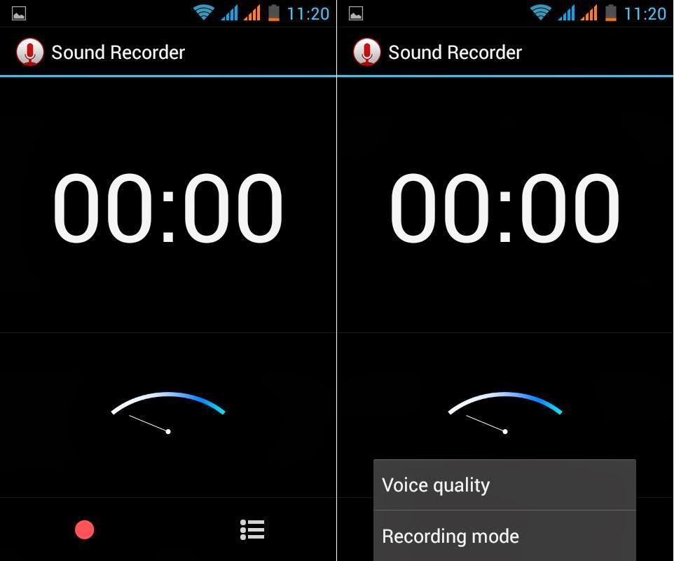 SKK Mobile Glimpse Sound Recorder