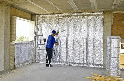 Mantolama teknolojileri - Aislantes termicos para paredes interiores ...