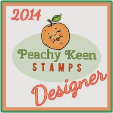 Peachy Keen Stamps 2014 DT