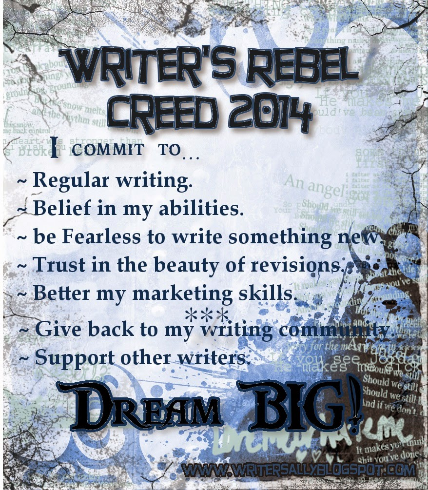 Writers Creed 2014