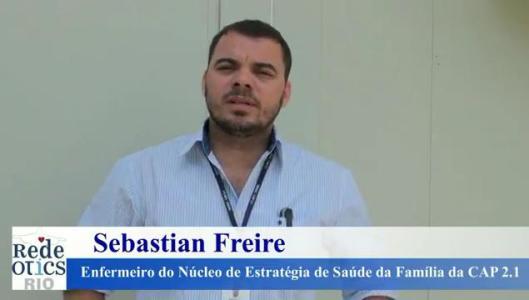 Video 05 - Estação OTICS- RIO Rocinha AP 2.1