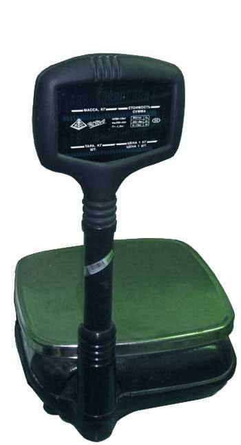 Фото торгового оборудования весы торговые электронные