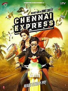 Chennai Express {2013} Full Movie Download Online