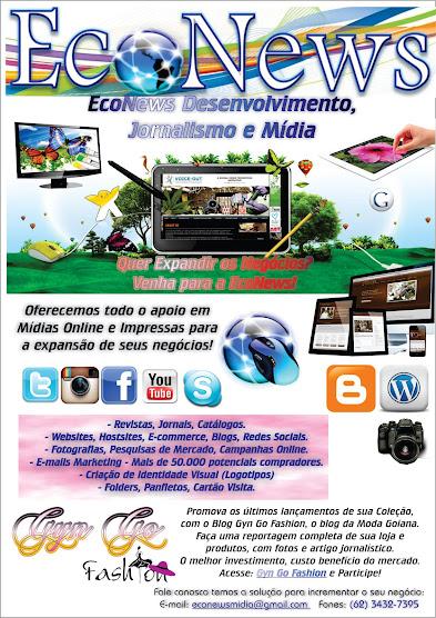 EcoNews Desenvolvimento Jornalismo e Mídia