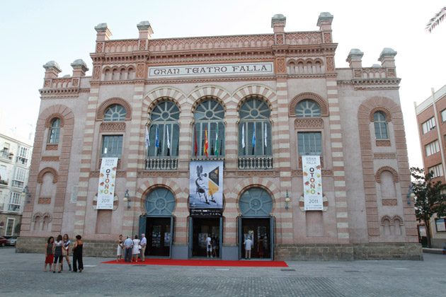Gran Teatro Falla de Cdiz