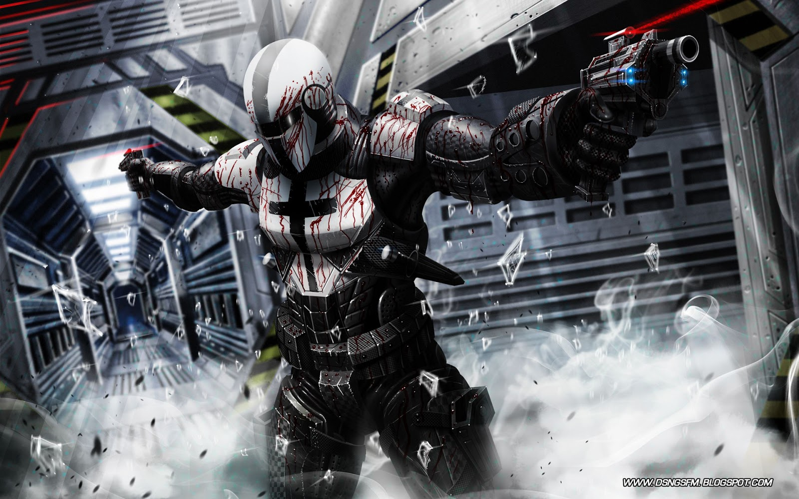 Freewall Sniper Ghost Warrior Wallpapers