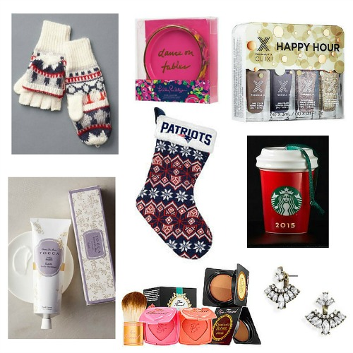 Boston Blogger Gift Guide for the Fashionista on a Budget