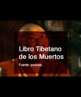 Video Libro de los muertos Tibetano