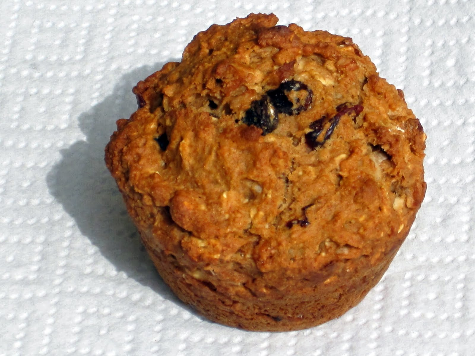 Twin Tables: Heart Healthy Oatmeal-Coconut Muffins
