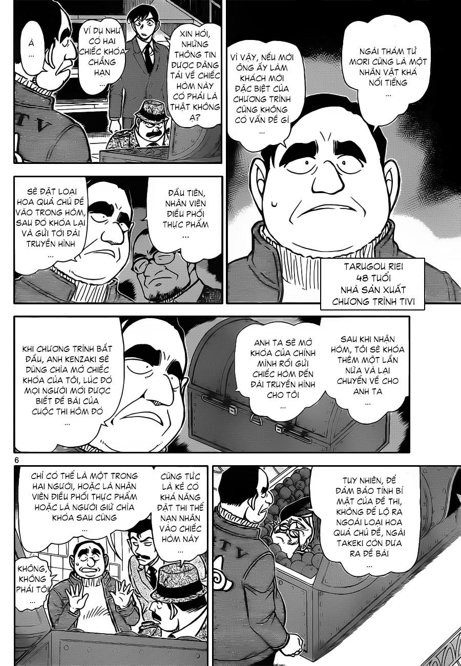 008, Thám tử lừng danh Conan chap 845    NarutoSub