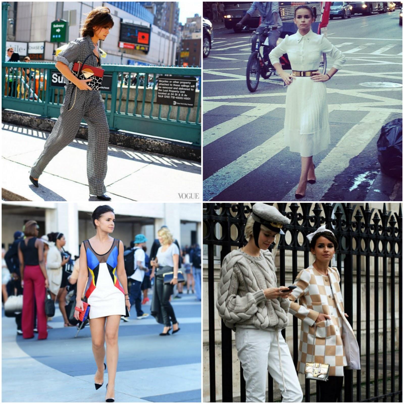 Sienna Y Jude El Street Style De Las Bloggers
